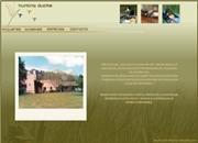 diseño para web de excursiones de caza