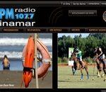 diseño para radio RPM pinamar