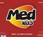 diseño para radio Med