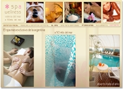 diseño para web de spa