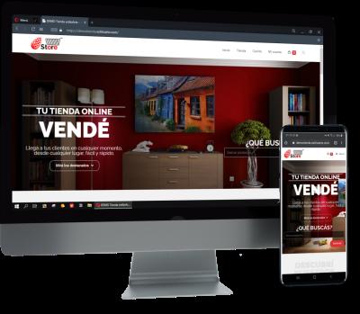 diseño para tienda online
